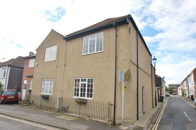 Thumbnail End terrace house to rent in 94 Priory Road, Gosport, Hampshire