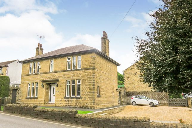 Thumbnail Detached house for sale in Varley Road, Slaithwaite, Huddersfield