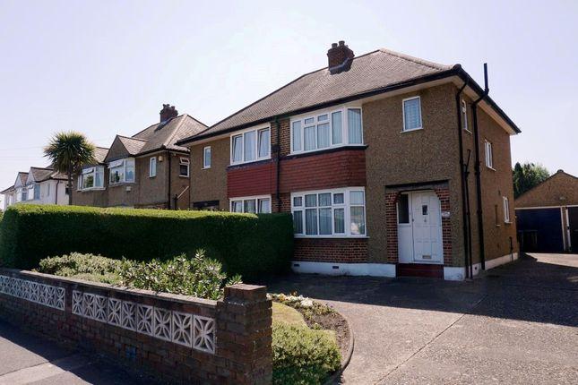 Thumbnail Semi-detached house for sale in Bridge Road, Chessington