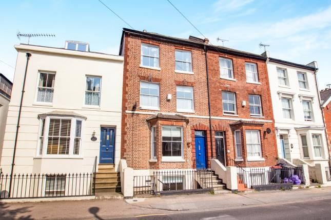 Thumbnail Terraced house for sale in Whitstable Road, Canterbury, Kent, Uk
