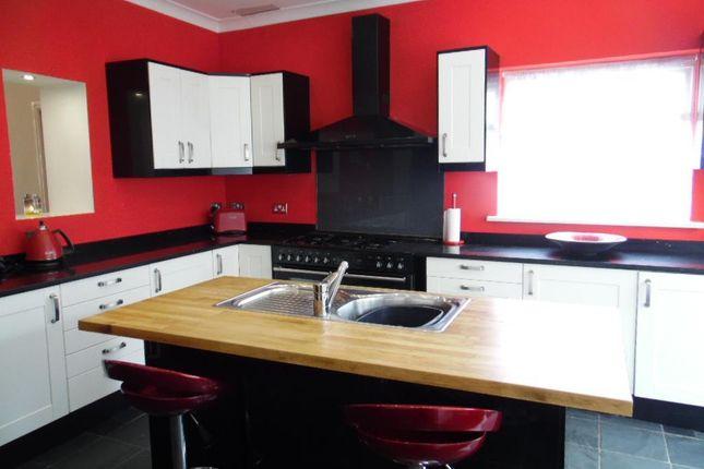 Thumbnail End terrace house to rent in Hawarden Place, Troedyrhiw, Merthyr Tydfil