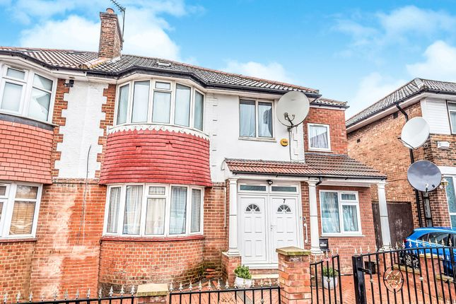 Thumbnail Semi-detached house for sale in Foster Road, Acton, London