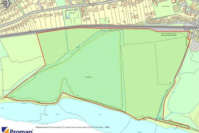 Thumbnail Land for sale in Land At Rhoose Point, Rhoose, Vale Of Glamorgan, UK