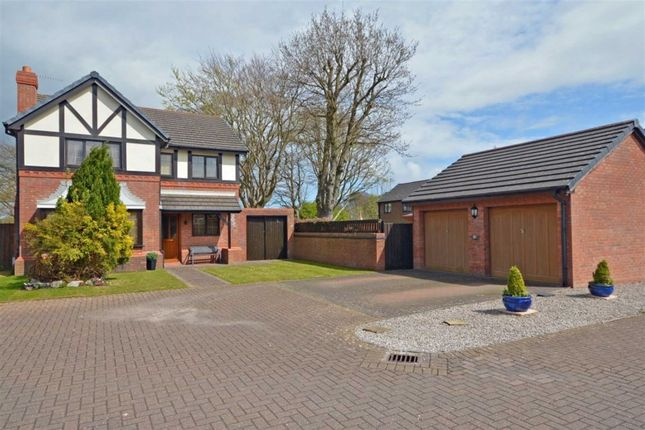 Thumbnail Detached house for sale in Monks Croft Avenue, Barrow In Furness, Cumbria