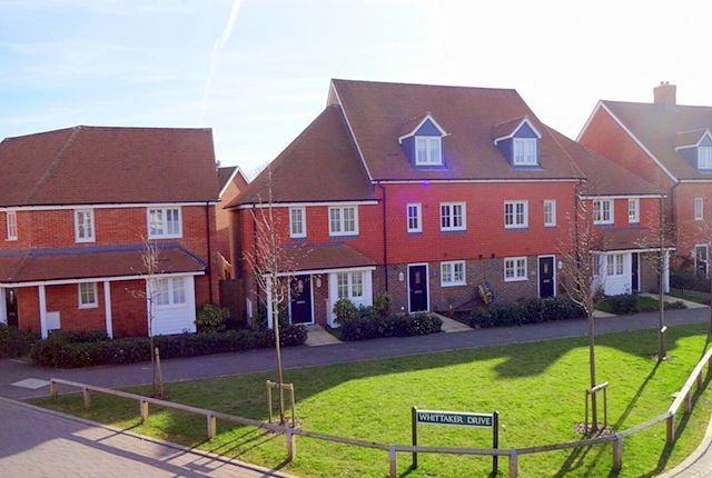 Thumbnail Town house to rent in Brookfield Drive, Horley