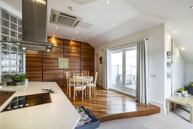 Thumbnail Flat for sale in Eagle Wharf Court, Lafone Street, London