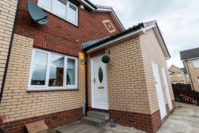 Thumbnail Terraced house for sale in Ferguson Way, Airdrie