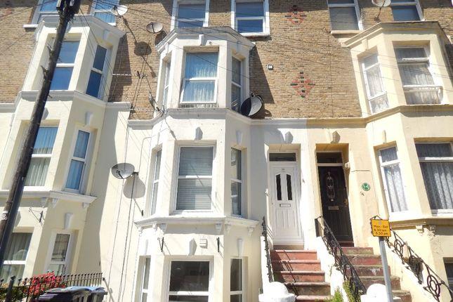 Thumbnail 2 bed maisonette to rent in Templar Street, Dover