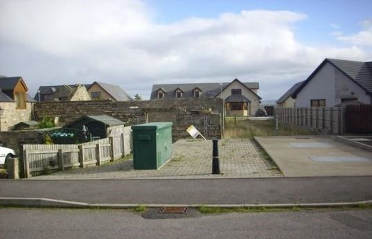 Thumbnail Land for sale in Steading View, Lossiemouth