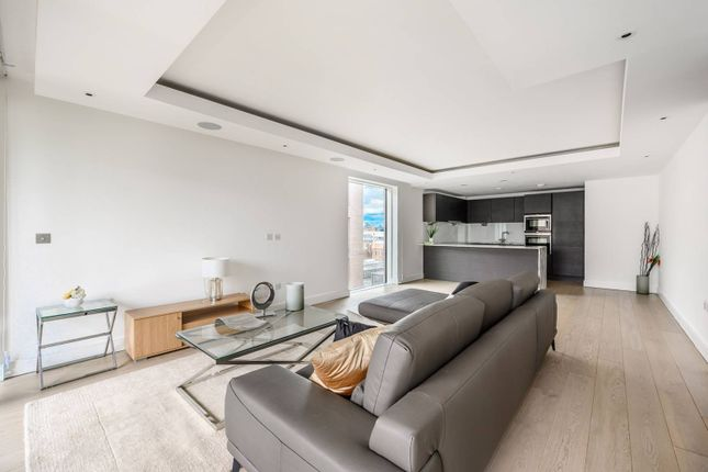 2 bed flat for sale in Chelsea Creek, Fulham, London SW6