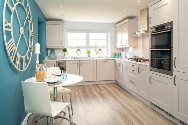 """Thumbnail Detached house for sale in """"Tamerton"""" at Tregwilym Road, Rogerstone, Newport"""