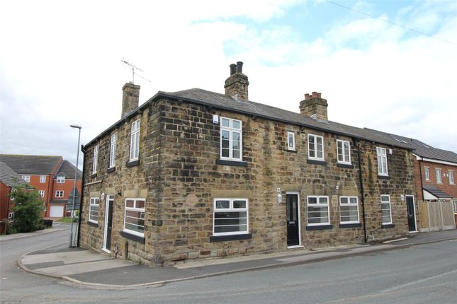Thumbnail Terraced house for sale in Common Lane, East Ardsley, Wakefield, West Yorkshire
