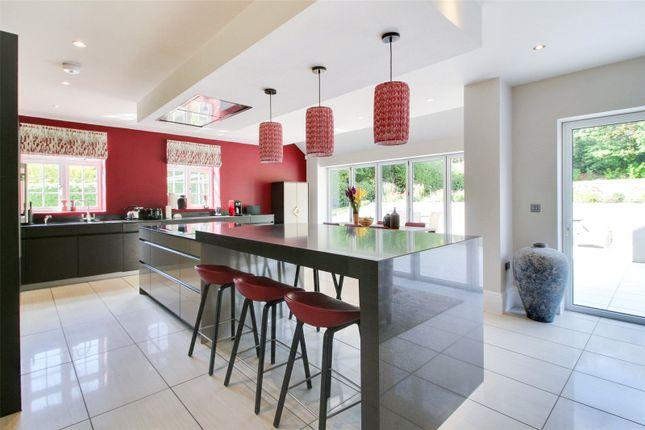 Kitchen of Sparepenny Lane, Eynsford, Kent DA4