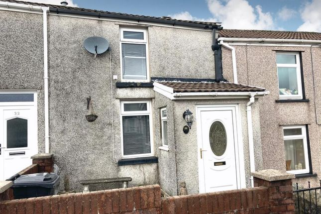 2 bed terraced house to rent in Heolgerrig, Merthyr Tydfil CF48