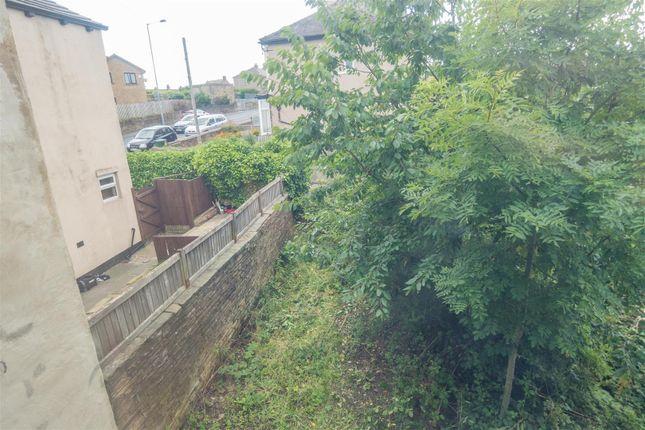 Rear Garden of Rhodes Terrace, Bradford BD2
