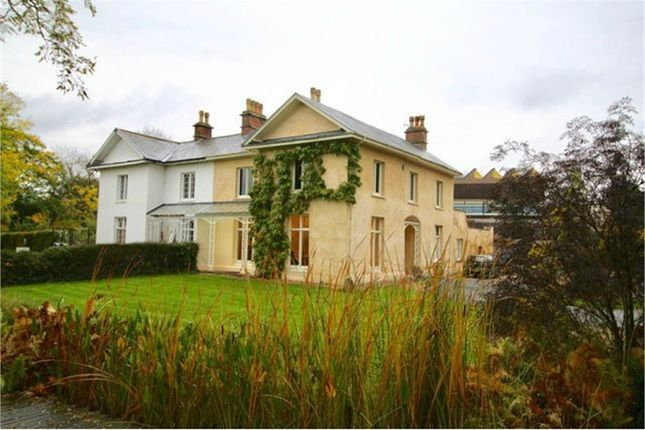 Thumbnail Link-detached house for sale in Wellington Road, Taunton, Somerset