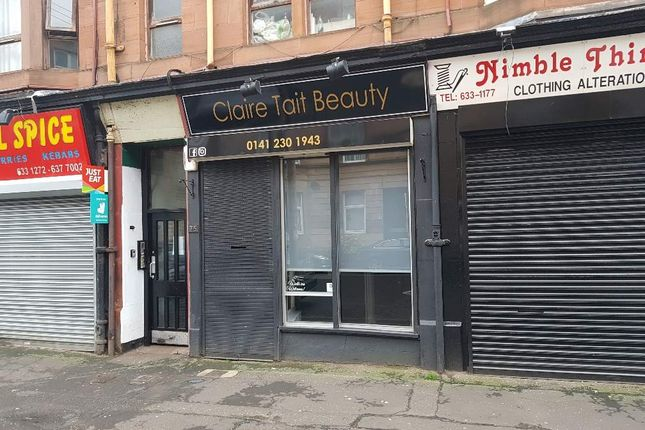 Thumbnail Retail premises for sale in Old Castle Road, Glasgow