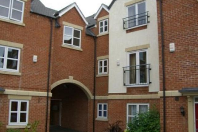 Thumbnail Flat to rent in New Orchard Place, Mickleover