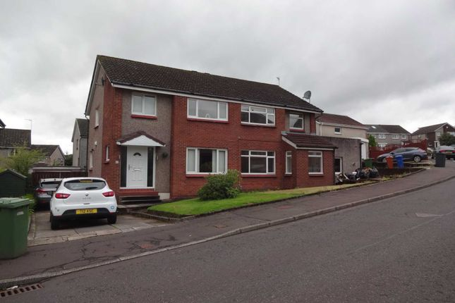 Thumbnail Detached house to rent in Morven Avenue, Bishopbriggs, Glasgow