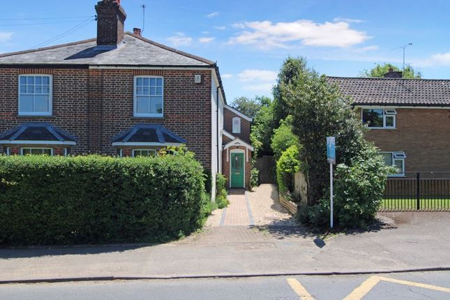 Thumbnail Semi-detached house for sale in The Common, Holmer Green, High Wycombe