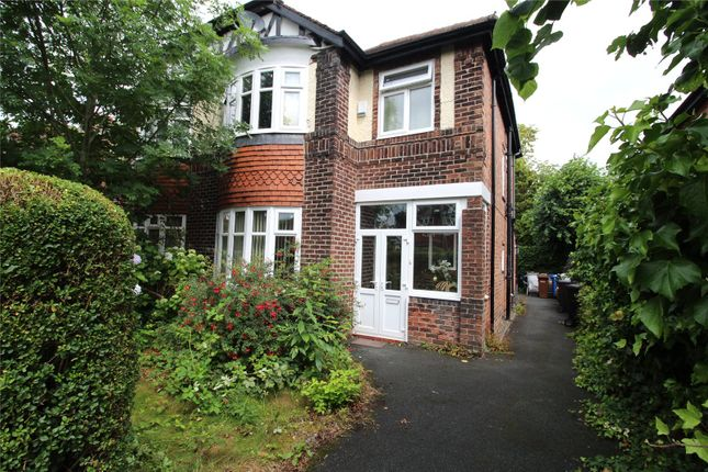 Thumbnail Semi-detached house for sale in Gladstone Grove, Heaton Moor, Stockport, Cheshire