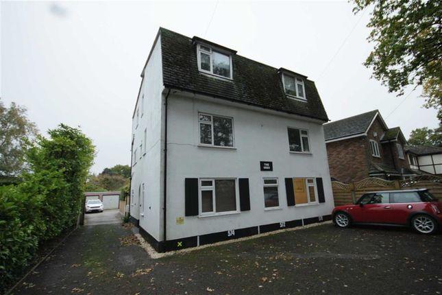 Thumbnail Flat to rent in Wimborne Road East, Ferndown, Dorset