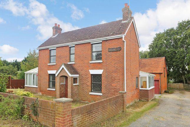 Thumbnail Detached house for sale in Solomons Lane, Waltham Chase, Southampton