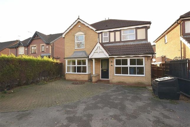 Thumbnail Detached house to rent in Swallowfield Drive, Hull