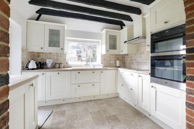 Thumbnail Detached bungalow for sale in Lady Margaret Manor Road, Doddington, Sittingbourne