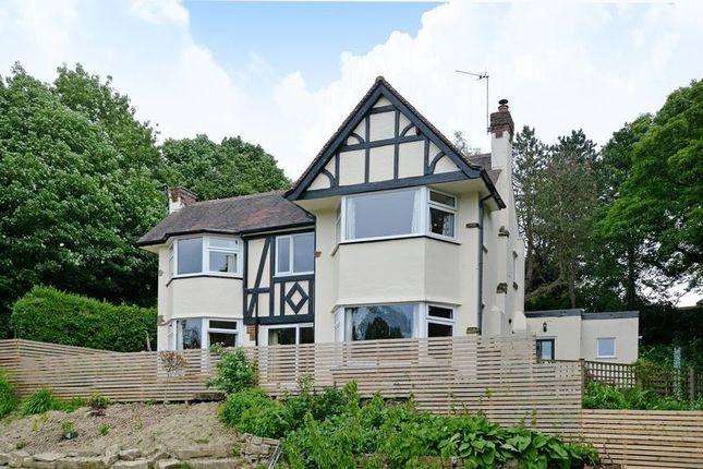 Thumbnail Detached house for sale in Twentywell Lane, Bradway, Sheffield