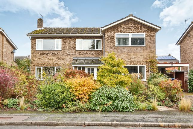 Detached house for sale in Glenalmond, Norwich