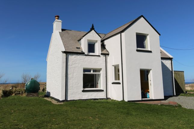 Thumbnail Detached house for sale in Half Of 4 Kilvaxter, Kilmuir