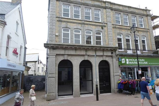 Thumbnail Retail premises to let in Newquay
