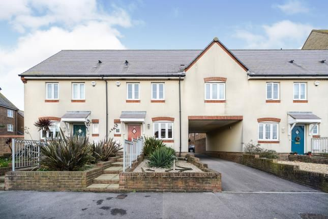 Thumbnail Terraced house for sale in Harbour Way, Shoreham-By-Sea, West Sussex