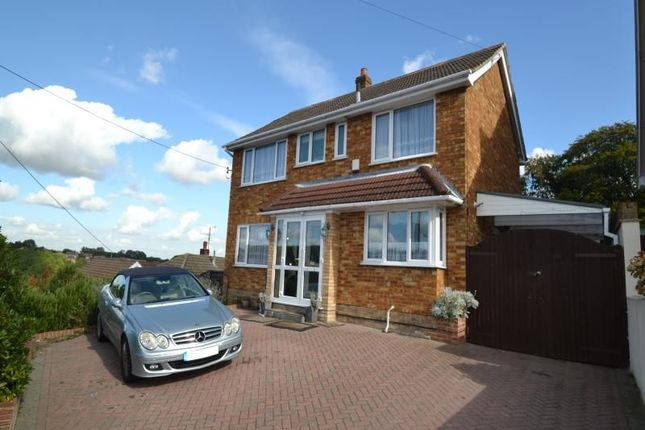 Thumbnail Detached house to rent in Dargets Road, Walderslade, Chatham