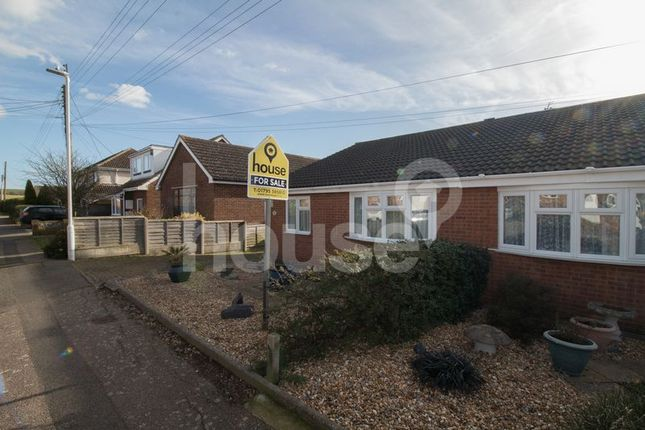Thumbnail Semi-detached bungalow for sale in Nelson Avenue, Minster On Sea, Sheerness