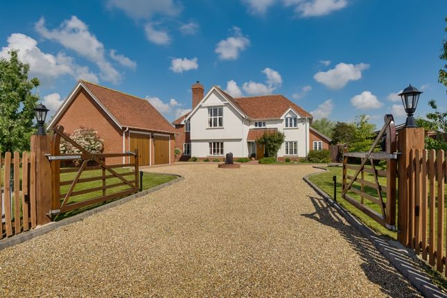 Thumbnail Detached house for sale in School Green, Blackmore End, Braintree, Essex