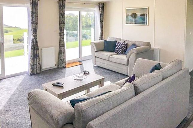 Thumbnail Lodge for sale in Polperro Road, Polperro, Looe