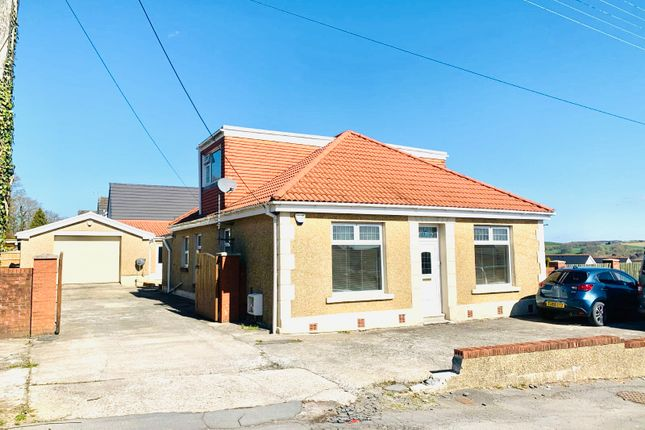 Thumbnail Detached bungalow for sale in Hendre Road, Llangennech