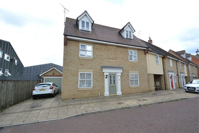 Thumbnail Detached house to rent in Hesper Road, Colchester, Essex