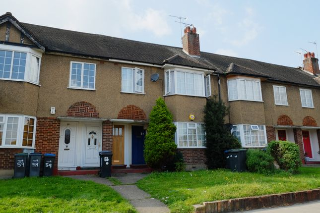 Thumbnail Flat for sale in Eaton Road, Enfield