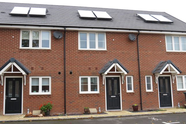 Thumbnail Terraced house for sale in Cunningham Way, Leavesden, Watford