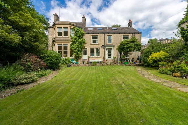 Thumbnail Detached house for sale in Thirstin Road, Honley, Holmfirth