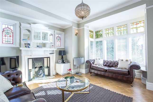 Thumbnail Detached house for sale in Hoppers Road, Winchmore Hill, London