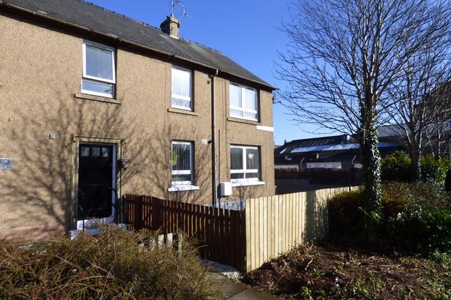 Thumbnail Flat for sale in 4B Goschen Place, Broxburn, West Lothian