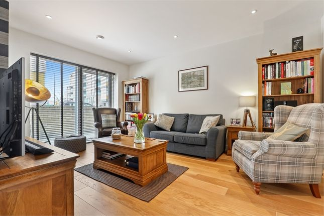 Thumbnail Flat for sale in Landmann Point, 6 Peartree Way, London