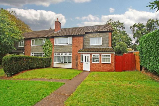 Thumbnail Semi-detached house for sale in The Park, Hewell Grange, Redditch