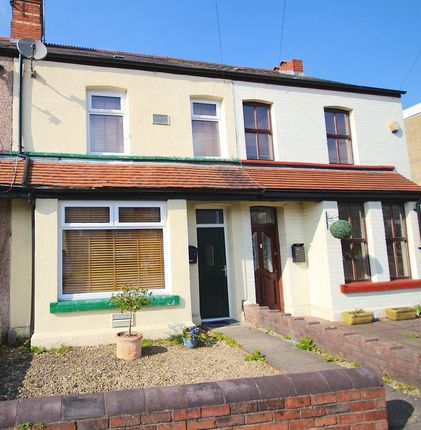 Thumbnail Terraced house for sale in Tyn-Y-Parc Road, Heath, Cardiff