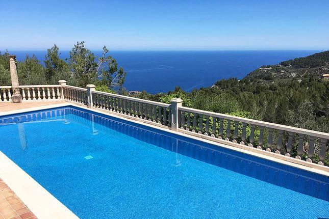 Thumbnail Villa for sale in Ma 10, Valldemossa, Majorca, Balearic Islands, Spain
