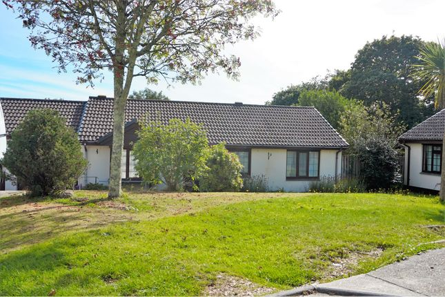 Thumbnail Detached bungalow for sale in Leap Park, Truro